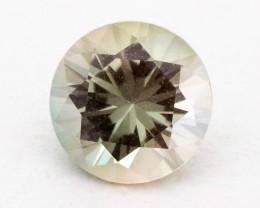 1ct Oregon Sunstone, Green Round (s809)