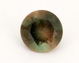 1.2ct Oregon Sunstone, Dichroic Round (S818)