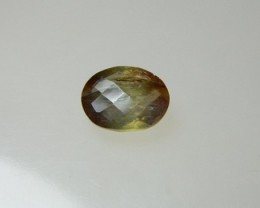 10x8mm 100% Natural Andalusite Faceted Stone J561