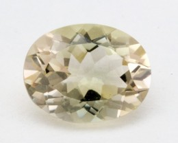 1.5ct Oregon Sunstone, Champagne Oval (S827)