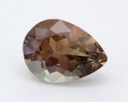 1.5ct Oregon Sunstone, Rootbeer Pear (S828)