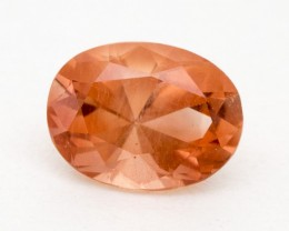 1.7ct Oregon Sunstone, Peach Oval (S837)