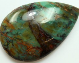 84.30 CTS SEA JASPER LARGE CAB PERFECT POLISH STONE