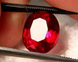 7.97 Carat Fiery VS Ruby - Superb