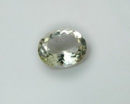 9x7mm 100% Natural Scapolite Facet Stone J841