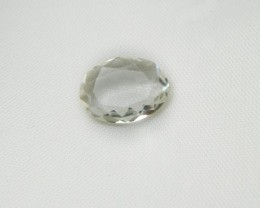 10x8mm 100% Natural Scapolite Facet Stone J848