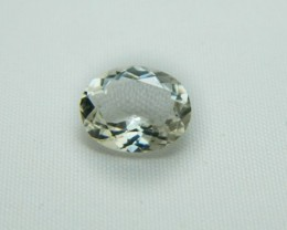 9x7mm 100% Natural Scapolite Facet Stone J864