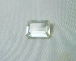 10x7mm 100% Natural Scapolite Facet Stone J897
