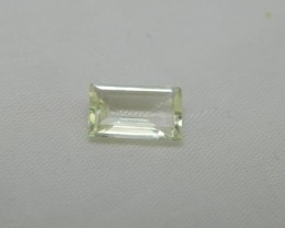9x5mm 100% Natural Scapolite Facet Stone J907
