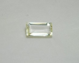 10x6mm 100% Natural Scapolite Facet Stone J911