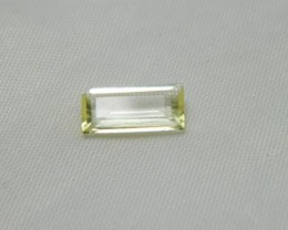 9x4mm 100% Natural Scapolite Facet Stone J928