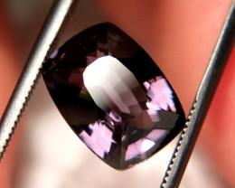 4.32 Carat VVS1 Violet / Purple Spinel - Gorgeous