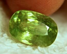 CERTIFIED - 5.29 Carat VS-SI Sphene - Gorgeous Gemstone