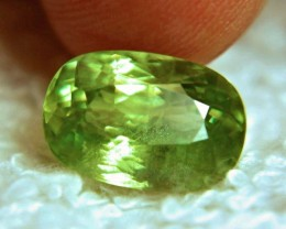 CERTIFIED - 5.29 Carat VS-SI Sphene - Gorgeous Gemstone