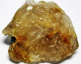 155.00 CTS 'STAR BURST' RUTILATED QUARTZ ROUGH [FLA149]