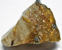 225.00 CTS 'STAR BURST' RUTILATED QUARTZ ROUGH [FLA151]
