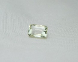 7x4mm 100% Natural Scapolite Facet Stone J931