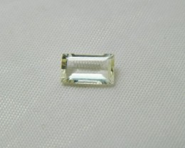 7x4mm 100% Natural Scapolite Facet Stone J934