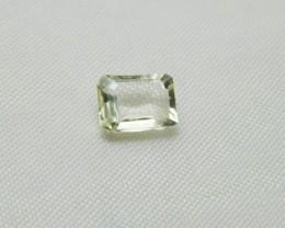 7x5mm 100% Natural Scapolite Facet Stone J935