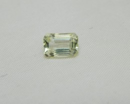 7x4mm 100% Natural Scapolite Facet Stone J936