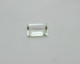 7x4mm 100% Natural Scapolite Facet Stone J938