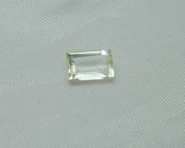 6x4mm 100% Natural Scapolite Facet Stone J942