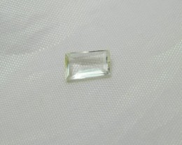 7x4mm 100% Natural Scapolite Facet Stone J943