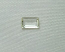 7x5mm 100% Natural Scapolite Facet Stone J946