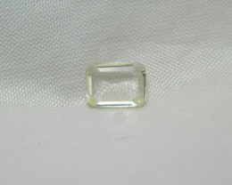 7x5mm 100% Natural Scapolite Facet Stone J948