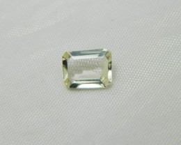 7x5mm 100% Natural Scapolite Facet Stone J949