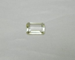7x4mm 100% Natural Scapolite Facet Stone J953