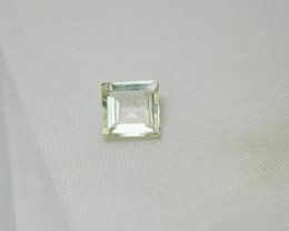 6x6mm 100% Natural Scapolite Facet Stone J965