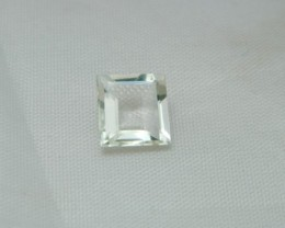 6x6mm 100% Natural Scapolite Facet Stone J966