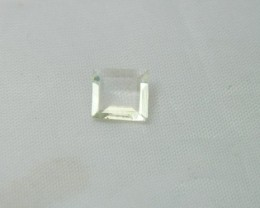 6x6mm 100% Natural Scapolite Facet Stone J967