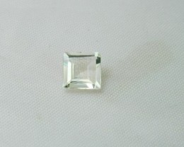 5x5mm 100% Natural Scapolite Facet Stone J968