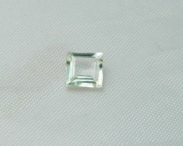 5x5mm 100% Natural Scapolite Facet Stone J970