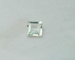 5x5mm 100% Natural Scapolite Facet Stone J970