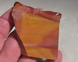 288.30CT JASPER ROUGH SLAB