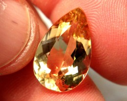 9.15 Carat VVS Golden Beryl - Superb
