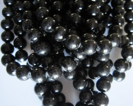 Onyx Beads 10mm, Auction for 1 Strand 16""
