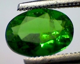 .85 ct Bright Sparkling Green Chrome Diopside VVS (A689)