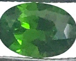 .70ct Lovely Green Chrome Diopside VVS  A690 F27