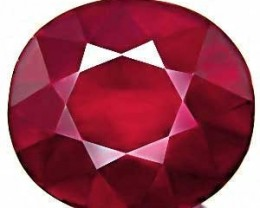 12+ Cts Natural Pigeon Blood Red Ruby Mozambique Gemstone 1$