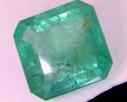 2.45 CTS  COLUMBIAN EMERALD FACETED   AF-3