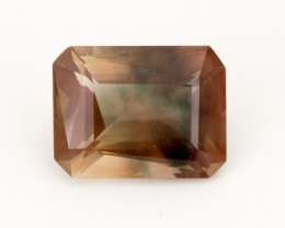 6.55ct Pink Emerald Cut Sunstone (S263)