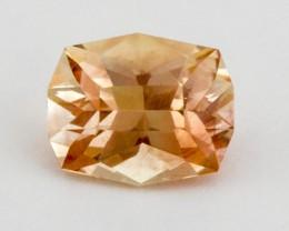 3.5ct Oregon Sunstone, Peach Octagon (S254)