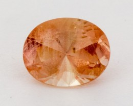 2.3ct Oregon Sunstone, Pink Oval (S714)
