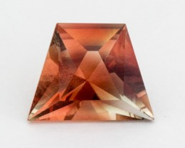 3.6ct Oregon Sunstone, Red Trapezoid (S277)