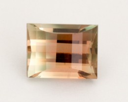 2.3ct Oregon Sunstone, Watermelon Rectangle (S270)