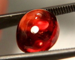 7.55 Carat Natural African Spessartite Cabochon - Gorgeous